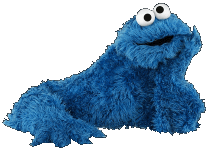 Confused Cookie Monster wants to know about cookies